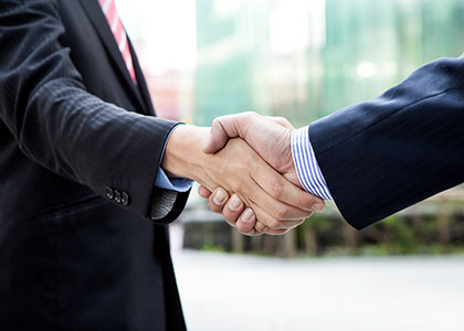 物流特化だからできるレベルの高いサービス。企業様の発展に貢献