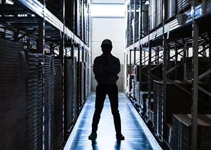 倉庫・商品の管理全般