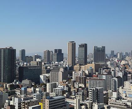 勤務先は大阪市内を中心に京阪神。遠方への転勤がない